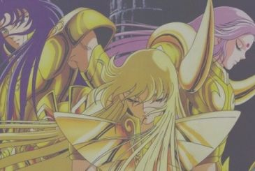 Saint Seiya Next Dimension revealed the look of the 13° knight of the gold Odysseus of Ophiuchus