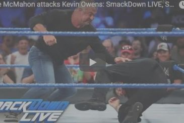WWE SmackDown LIVE 05/08/2017: HIGHLIGHTS and RESULTS