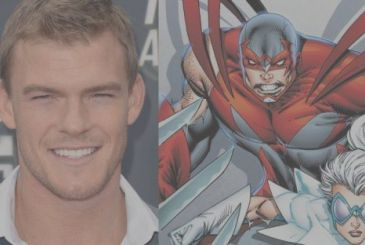 Teen Titans: Alan Ritchson will be the Hawk in the tv series!