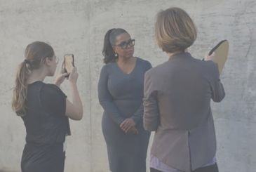 TIME Magazine: photo-shoot for a new series is made exclusively with the iPhone! [Video]