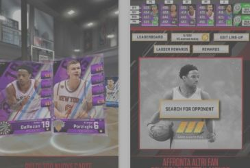 My NBA 2K18 arrives on the App Store