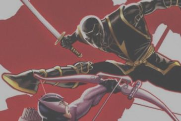 Avengers 4: Hawkeye takes on the identity of Ronin