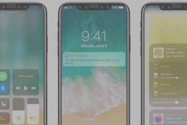 KGI: the front part of the iPhone 8 will be black for all the colours, and new details on the 3D sensor