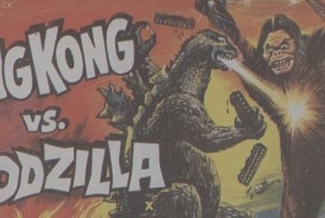 Godzilla vs. Kong will have the same sensitivity manga-anime of Kong: Skull Island