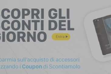 Offers Amazon and our coupon in the September 9 | Scontiamolo.com