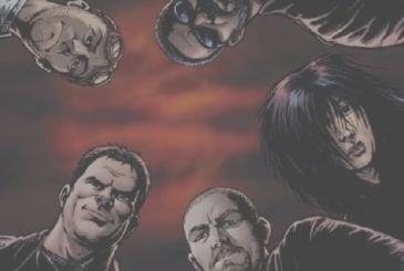 The Boys: coming up, the tv series is from the comics of Garth Ennis