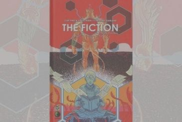 The Fiction, when the past returns with a book | Review