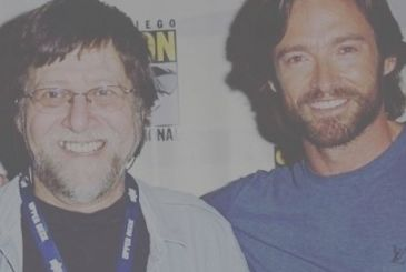 The reaction of Hugh Jackman, Mark Millar, Neil Gaiman, friends, and colleagues at the disappearance of the Len Wein