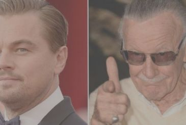 The Film about Stan Lee: Leonardo DiCaprio, already in the role in a fan art!
