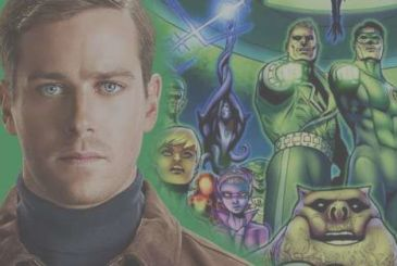 Justice League, Armie Hammer denies again the rumor that they see him as Green Lantern