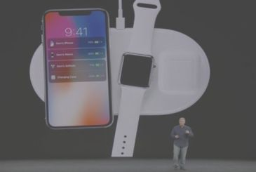 Apple announces AirpPower for wireless charging