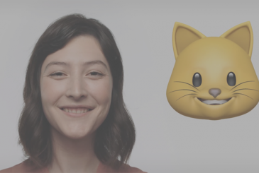 Apple announces the Animoji for iPhone X, emoji 3D animated according to the facial expressions