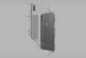 IPhone X and iPhone 8 have the same degree of water resistance of the iPhone 7