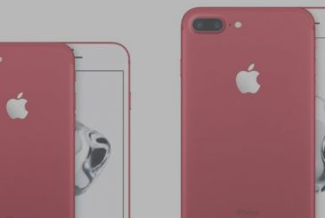 Apple withdraws from the market, the iPhone 7 and 7 Plus (PRODUCT)RED