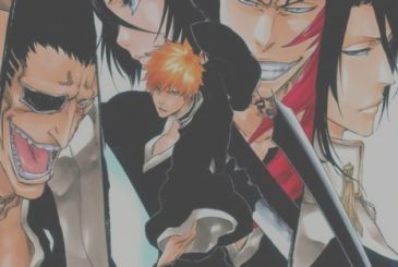 Bleach: Tite Kubo created a new design on the occasion of the Lucca Comics & Games and news for cosplayers!