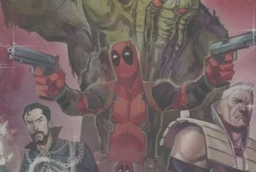 Marvel Legacy: Ant-Man, Deadpool, Doctor Strange and many others in the Guardians of the Galaxy?
