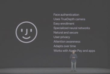 Everything on the Face ID: the safety, functioning in the dark and many curiosities!