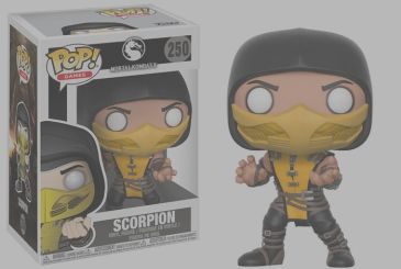 The Funko Pop of the Mortal Kombat are ready to fight for a place in our collection