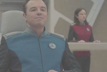 """The Orville – 1×01 - """"Old Wounds"""" 