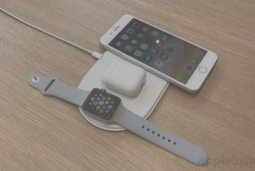 The AirPower will recharge only Apple devices