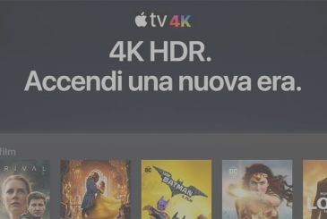 The film in 4K HDR arrive on iTunes ahead of the launch of the new Apple TV 4K