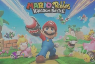 Mario + Rabbids Kingdom Battle: new figurines and a Collector's Edition