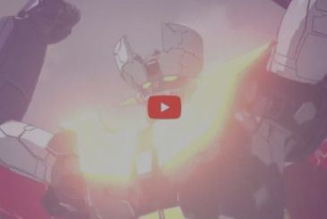 Mazinger Z Infinity, the official trailer for the Italian and the release date to the cinema