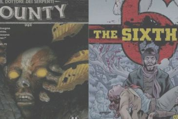 PREVIEW – The Sixth Gun 5, and Harrow County 3 output for Renoir Comics