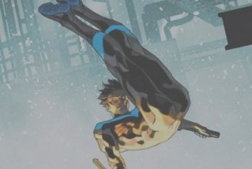 DC Comics – Nightwing: Sam Humphries and Bernard Chang are the new creative team!