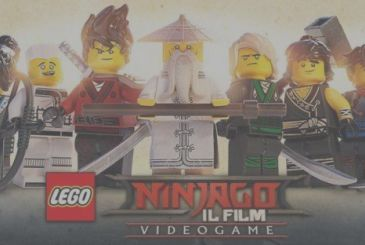 LEGO Ninjago – The movie: the Videogame – new launch trailer