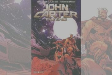 John Carter The End of Brian Wood & Hayden Sherman | Review