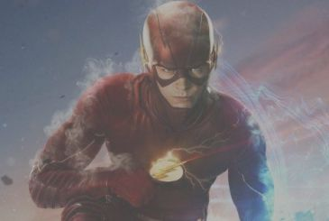 """The Flash 4, first look at the new costume and the """"new"""" Barry"""
