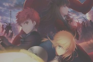 Dynit, Fate Stay Night UBW and the other new souls to the end of November