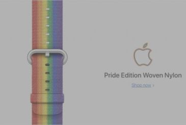 Stop to the sales of the strap Pride Edition for the Apple Watch