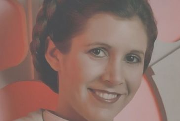 Star Wars: the scripts of Carrie Fisher will be sold at auction