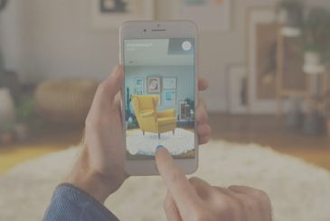IKEA Place: the application that allows you to choose the furniture and decorate the house with Augmented Reality iOS 11 [Video]