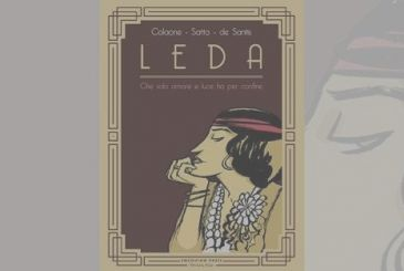 Leda. That only love and light for the border | Review