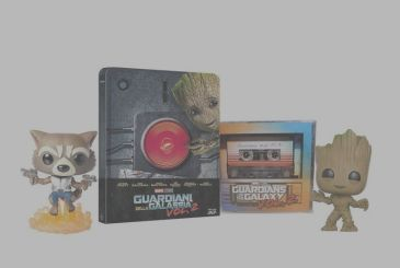Amazon: The Geek Mix of the month is dedicated to the Guardians of the Galaxy Vol. 2