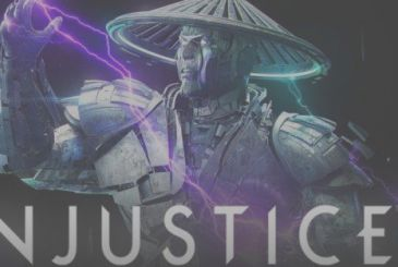 Injustice 2: trailer for Raiden, gameplay videos of Black Lightning