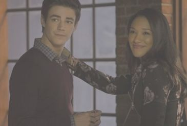 The Flash 4: the new logo, Barry and Iris will be in couple's therapy