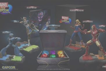 Fans disappointed with the quality of the collector's edition of Marvel Vs Capcom Infinite