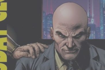 DC Comics: Lex Luthor on the cover of the Doomsday Clock #2, will host the debut of The Immortal Men, the Damage and The Silencer