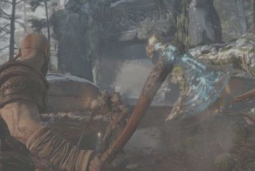 God of War: Kratos will be able to wield the hammer of Thor?