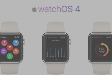 Apple releases watchOS 4 for all!