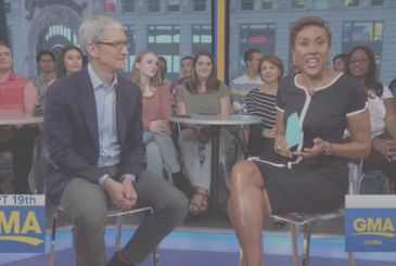 The arrival of iOS 11, that brings the augmented reality available to all, it will be a day to remember, according to Tim Cook