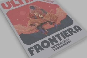 Last Frontier 1 – MangaForever and Passenger Press will give you 5 copies of the volume
