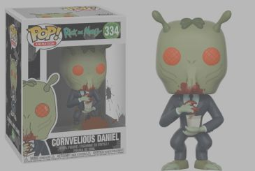 Rick and honor of his wedding 3: incoming (again) the other Funko Pop