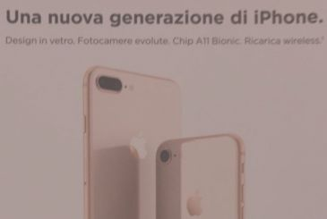 In the preview the prices of the iPhone 8 and iPhone 8 Plus with Wind!