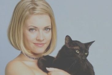 Sabrina, bewitched: in the new tv horror series!