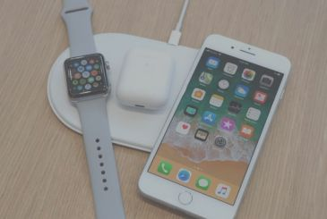 Support AirPower Apple will not work on the Apple Watch, series 1 and series 2 | Rumor